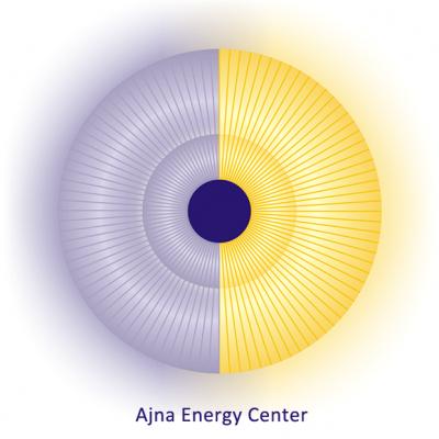 Yoga Prana Vidya - Ajna Energy Center